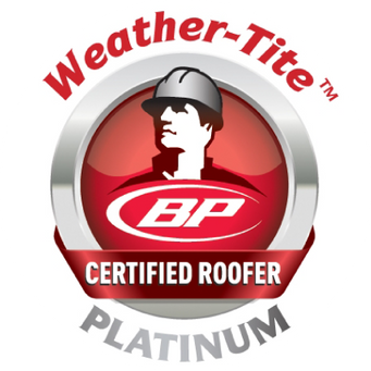 Weather-Tite™ BP Certified Platinum Roofer